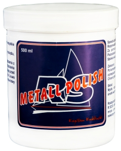 Metall Polish 500 ml - pasta do metalu